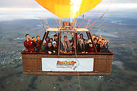 20130718 July 18 Hot Air Balloon Gold Coast