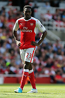 Danny Welbeck of Arsenal during Arsenal vs Everton, Premier League Football at the Emirates Stadium on 21st May 2017