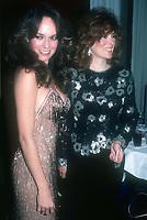 #Catherine Bach #JillStJohn 1982<br /> Photo by John Barrett/PHOTOlink.net / MediaPunch