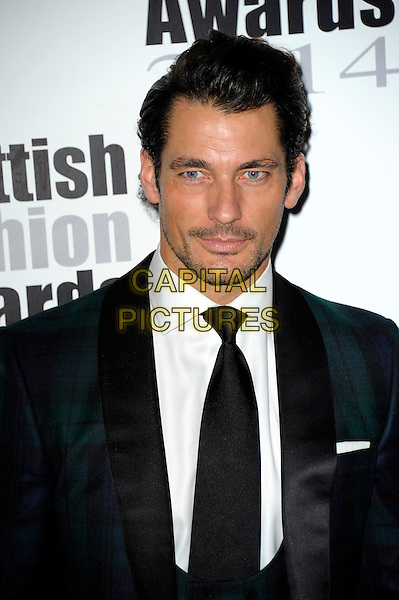 David Gandy attends The Scottish Fashion Awards held at 8  Northumberland Avenue, on September 1, 2014 in London, England. <br /> CAP/CJ<br /> &copy;Chris Joseph/Capital Pictures