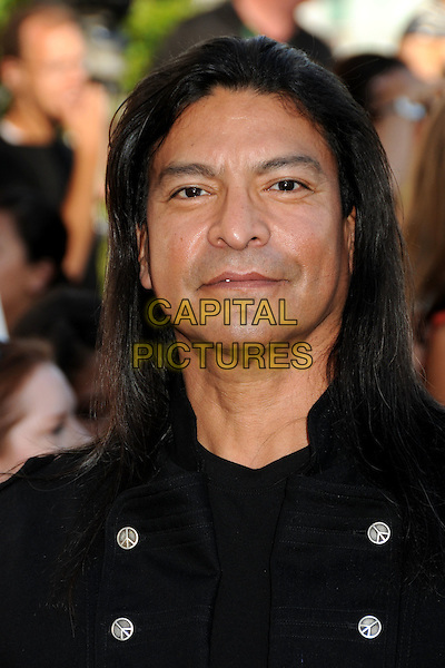 "GIL BIRMINGHAM .""The Twilight Saga: Eclipse"" Los Angeles Premiere at the 2010 Los Angeles Film Festival held at Nokia Theatre LA Live, Los Angeles, California, USA, 24th June 2010..portrait headshot  black .CAP/ADM/BP.©Byron Purvis/AdMedia/Capital Pictures."