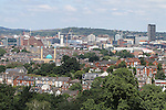 Sheffield City Skyline