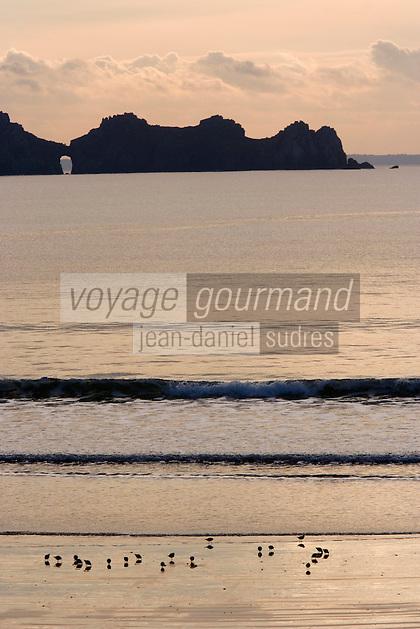 Europe/France/Bretagne/29/Dinan: Anse de Dinan et Cap de la Chèvre