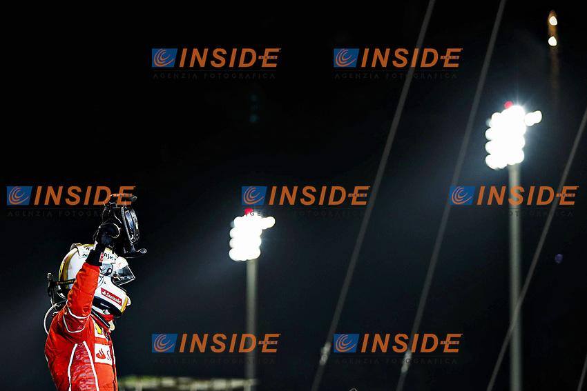 Sakhir (Bahrain) 16/04/2017 - gara F1 / foto Imago/Insidefoto<br /> nella foto: Sebastian Vettel ONLY ITALY