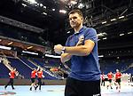 09.01.2019, Mercedes Benz Arena, Berlin, GER, Deutsche Nationalmannschaft, im Bild <br /> Cheftrainer (Head Coach) Christian Prokop (GER)<br /> <br />      <br /> Foto © nordphoto / Engler