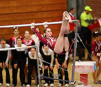 Stanford, CA; Saturday February 2, 2013: Women's Gymnastics, Stanford vs UCLA.
