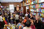 CORAL GABLES, FL - OCTOBER 06: Atmosphere during Author Raquel Roque greets fans and signs copies of 'Cocina latina' at Books and Books on October 6, 2013 in Coral Gables, Florida. (Photo by Johnny Louis/jlnphotography.com)
