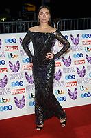 LONDON, UK. October 29, 2018: Katya Jones at the Pride of Britain Awards 2018 at the Grosvenor House Hotel, London.<br /> Picture: Steve Vas/Featureflash