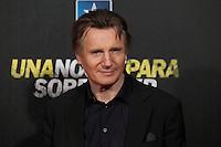 Irish actor Liam John Neeson poses during Run All Night `Una noche para sobrevivir´ film premiere in Madrid, Spain. March 24, 2015. (ALTERPHOTOS/Victor Blanco) /NORTEphoto.com