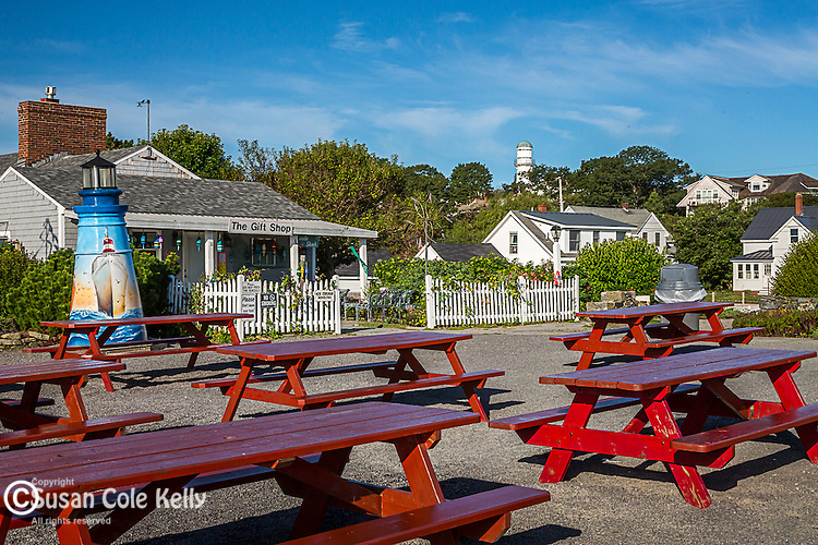 The Lobster Shack at Two Lights, Cape Elizabeth, Maine, USA