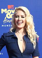 JUN 15 2019 MTV Movie And TV Awards
