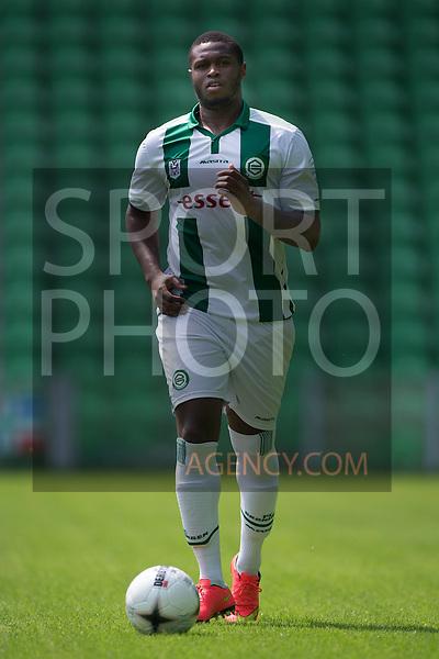 Genero Zeefuik of FC Groningen,