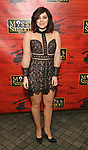 """Krysta Rodriguez attends The Opening Night of the New Broadway Production of  """"Miss Saigon""""  at the Broadway Theatre on March 23, 2017 in New York City"""