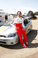 LOS ANGELES - APR 5: Kim Coates at the 35th annual Toyota Pro/Celebrity Race Press Practice Day on April 5, 2011 in Long Beach, California