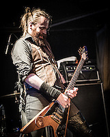Solstafir at Barge to Hell 2012