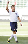 7 June 2007: Taylor Twellman. The United States Men's National Team defeated the National Team of Guatemala 1-0 at the Home Depot Center in Carson, California in a first round game in the CONCACAF Gold Cup...