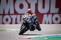 MAVERICK VINALES - SPANISH - MONSTER ENERGY YAMAHA MotoGP - YAMAHA<br /> Assen 30/06/2019  <br /> Moto Gp Paesi Bassi Olanda 2019 <br /> Foto Vincent Guignet / Panoramic / Insidefoto