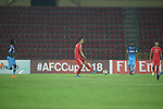 Aizwal FC (IND) vs New Radiant SC (MDV) on 16/05/2018 at Indira Gandhi International Athletic Stadium, Guwahati, India.<br /> Photo by Saikat Das / Lagardere Sports for AFC Cup 2018.
