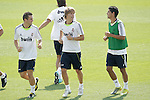 MADRID (11/08/2010).- Real Madrid training session at Valdebebas. ...Photo: Cesar Cebolla / ALFAQUI