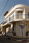Israel, Tel Aviv-Yafo. Neve Tzedek, the first jewish neighborhood to be built outside the walls of Jaffa
