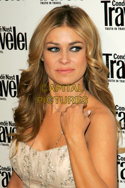 CARMEN ELECTRA.At the Conde Nast Traveler 19th Annual Readers' Choice Awards at the American Museum of Natural History, New York, NY, USA..October 16th, 2006.Ref: ADM/JL.headshot portrait.www.capitalpictures.com.sales@capitalpictures.com.©Jackson Lee/AdMedia/Capital Pictures.