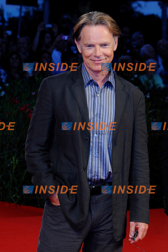 """- """"67 Mostra Internazionale D'Arte Cinematografica"""". Friday, 2010 September 10, Venice ITALY..- In The Picture: The actor Bruce Greenwood on the red carpet for the premiere of the film  """"BARNEY'S VERSION""""...Photo STEFANO MICOZZI / Insidefoto"""