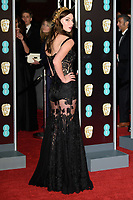 Anya Taylor Joy arriving for the BAFTA Film Awards 2018 at the Royal Albert Hall, London, UK. <br /> 18 February  2018<br /> Picture: Steve Vas/Featureflash/SilverHub 0208 004 5359 sales@silverhubmedia.com