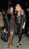 www.acepixs.com<br /> <br /> January 15 2017, New York City<br /> <br /> Porsha Williams (L) and Brandi Glanville made an appearance at 'Watch What Happens Live' on January 15 2017 in New York City<br /> <br /> By Line: Curtis Means/ACE Pictures<br /> <br /> <br /> ACE Pictures Inc<br /> Tel: 6467670430<br /> Email: info@acepixs.com<br /> www.acepixs.com