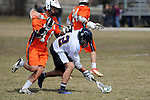 2013 ICCP Lacrosse vs Lake Forest Academy