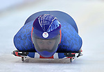 Lizzy Yarnold (GBR). Womens Skeleton training. Pyeongchang2018 winter Olympics. Olympic sliding centre. Alpensia. Pyeongchang. Republic of Korea. 07/02/2018. ~ MANDATORY CREDIT Garry Bowden/SIPPA - NO UNAUTHORISED USE - +44 7837 394578