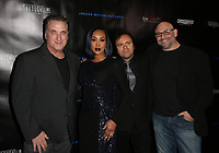 "05 February 2019 - Beverly Hills, California - Daniel Baldwin, Vivica A. Fox, Brandon Slagle, Stink Fisher. ""Crossbreed"" Los Angeles Premiere held at the Ahrya Fine Arts Theater. Photo Credit: Faye Sadou/AdMedia"