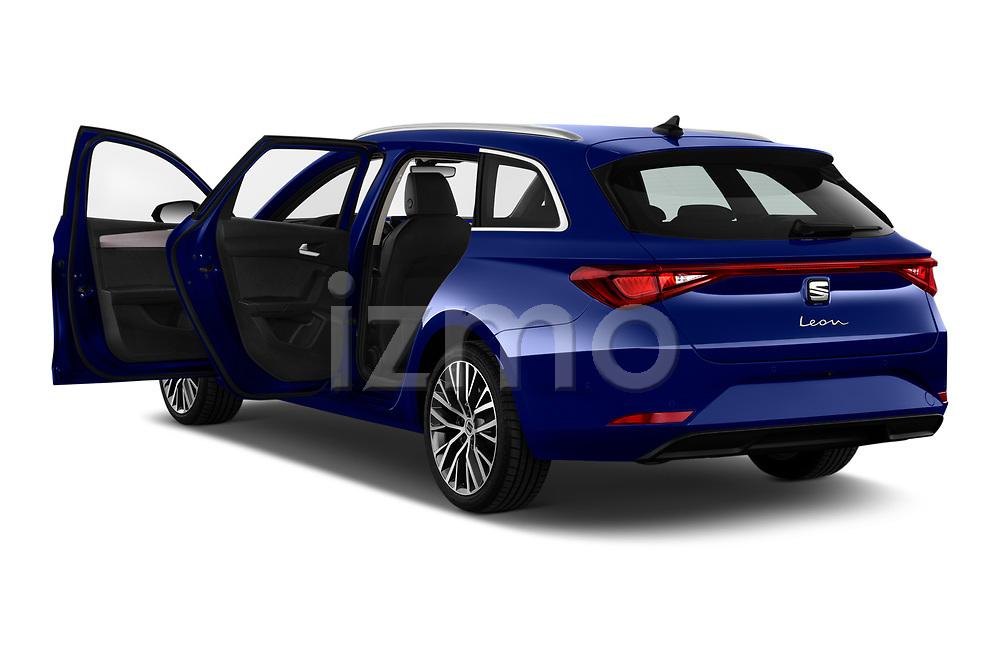 Car images of 2020 Seat Leon Xcellence 5 Door Wagon Doors