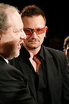 Harvey Weinstein &amp; Bono <br /> attending the screening and the Chopard after party for &quot;Vicky Christine Barcelona&quot;Vicky Christine Barcelona&quot;<br /> May 17, 2008