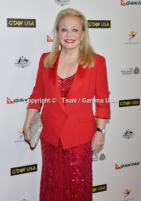 Jacki Weaver  at the G'Day USA Los Angeles-Aussie Awards At the JW Marriot Hotel in Los Angeles.