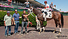 Tripplite winning at Delaware Park on 8/5/13