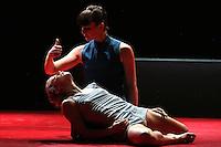 CALI-COLOMBIA-10-NOVIEMBRE-2015. Bienal de Danza internacional Cali 2015.<br />  Compañia Preljocaj La Aninciación en el Teatriño del teatro Municipal  .Photo:VizzorImage /Juan Carlos Quintero / Contribuidor