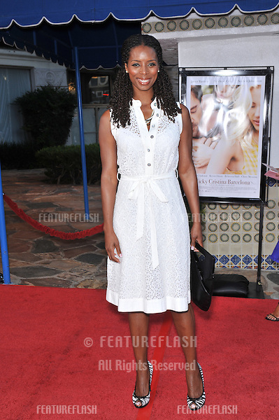 "Tasha Smith at the Los Angeles premiere of ""Vicky Cristina Barcelona"" at the Mann Village Theatre, Westwood..August 4, 2008  Los Angeles, CA.Picture: Paul Smith / Featureflash"