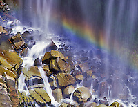 Narada Falls. Mt. Rainier National Park, Washington