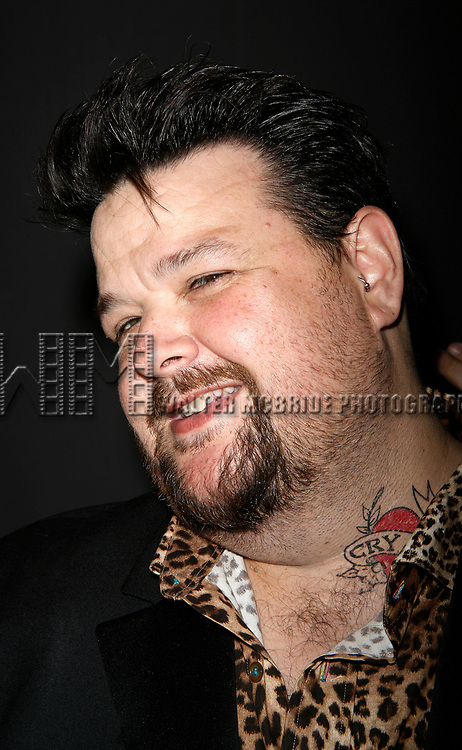 Chris March attending the Opening Night Performance of CRY-BABY <br />at the Marquis Theatre in New York City.<br />April 24, 2008