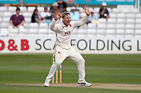 Simon Harmer of Essex during Essex CCC vs Warwickshire CCC, Specsavers County Championship Division 1 Cricket at The Cloudfm County Ground on 14th July 2019
