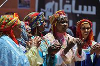 Berber women, Morocco, Northern Africa, 2013