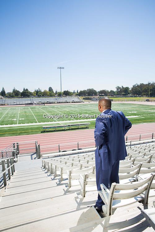 Portrait of Bennet I. Omalu, MD, MBA, MPH<br /> Forensic Pathologist/Neuropathologist/Epidemiologist<br /> San Joaquin County Sheriff-Coroner/Chief Medical Examiner