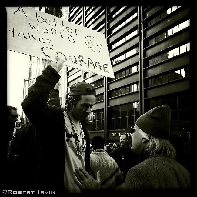 Occupy Wall Street Oct 22, 2011