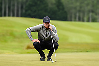 Tyler Wood of Manawatu/Wanganui,Toro New Zealand Mens Interprovincial Tournament, Clearwater Golf Club, Christchurch, New Zealand, 26th November 2018. Photo:John Davidson/www.bwmedia.co.nz