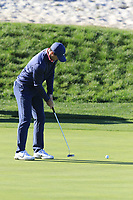 Rory McIlroy (NIR) putts on the 3rd green during Thursday's Round 1 of the 2018 AT&amp;T Pebble Beach Pro-Am, held over 3 courses Pebble Beach, Spyglass Hill and Monterey, California, USA. 8th February 2018.<br /> Picture: Eoin Clarke | Golffile<br /> <br /> <br /> All photos usage must carry mandatory copyright credit (&copy; Golffile | Eoin Clarke)