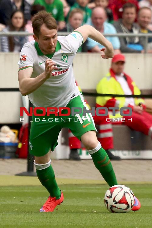 09.05.2015, HDI Arena, Hannover, GER, 1.FBL, Hannover 96 vs SV Werder Bremen im Bild <br /> <br /> Izet Hajrovic (Bremen #14)<br /> <br /> Foto &copy; nordphoto / Rust