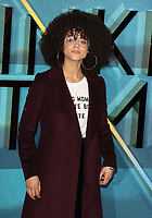 Nathalie Emmanuel at the A Wrinkle In Time - European film premiere at the BFI IMAX, London March 13th 2018<br /> CAP/ROS<br /> &copy;ROS/Capital Pictures /MediaPunch ***NORTH AND SOUTH AMERICAS ONLY***