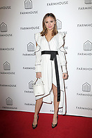 LOS ANGELES - FEB 15:  Christine Evangelista at the Grand Opening of FARMHOUSE at the FARMHOUSE, Beverly Center on February 15, 2018 in Los Angeles, CA