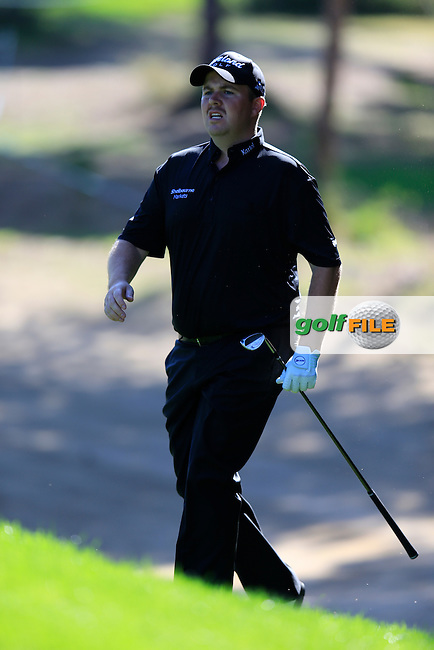Shane LOWRY (IRL) during round 3 of the Turkish Airlines Open presented by the Ministry of Tourism and Culture, hosted at the The Montgomerie Maxx Royal,Antalya,Turkey.<br /> Picture: Fran Caffrey www.golffile.ie