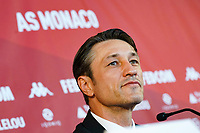 21st July 2020, Monaco, France; AS Monaco announce the employment of Niko Kovac as their new player coach at their press conference